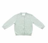 Jollein vestje knit stone green _