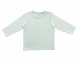 Jollein Shirt mini dots stone green_