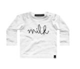 Your Wishes t-shirt off-white MILK _