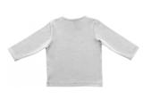 Jollein shirt grijs dots_
