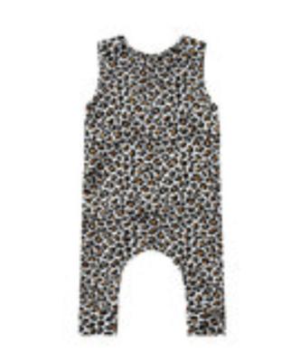Jumpsuit leopard mango