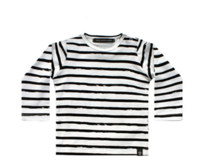 Longsleeve Stripes off white