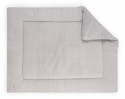 Jollein boxkleed soft knit grijs