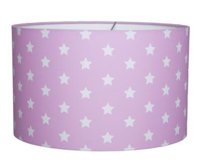 Little Dutch hanglamp roze met ster
