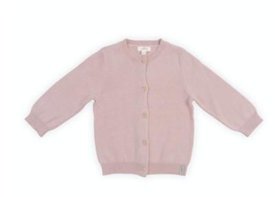 Jollein vestje knit blush pink