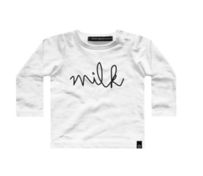 Your Wishes t-shirt off-white MILK