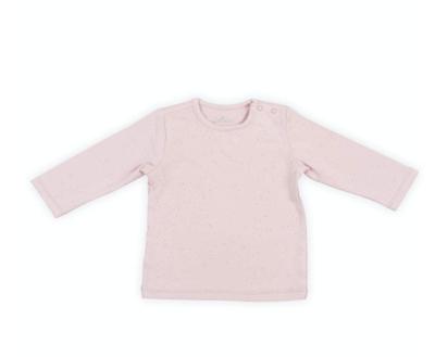 Jollein shirtje dots roze