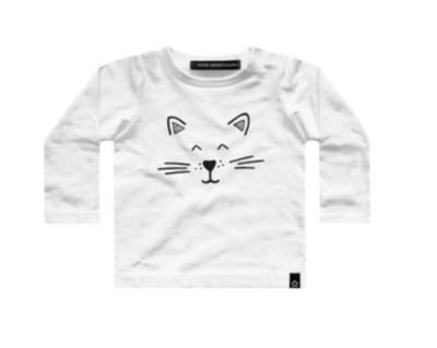 Your Wishes t-shirt Cat