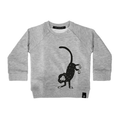 Your Wishes monkey sweater