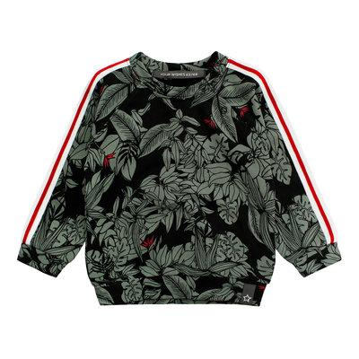Your Wishes botanic sweater