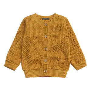 Your Wishes ochre knit vest
