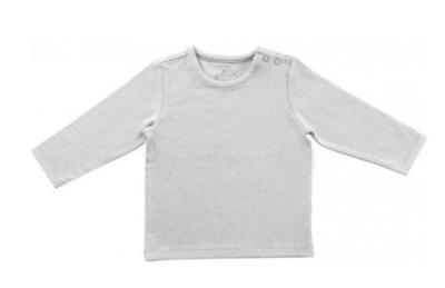 Jollein shirt grijs dots