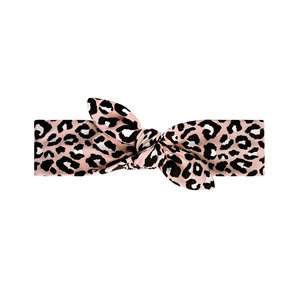 Your Wishes haarbandje leopard roze