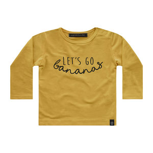 Your Wishes shirt lets go banana's ochre