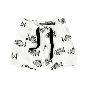 Your Wishes piranha swim shorts