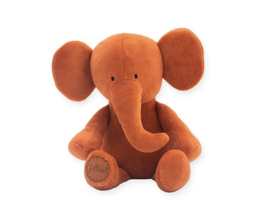 Jollein knuffel olifantje roest
