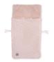 Jollein comfort bag River knit roze
