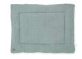 Jollein boxkleed ash green knit