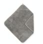Jollein badcape grijs
