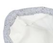 Jollein commodemandje knit grijs